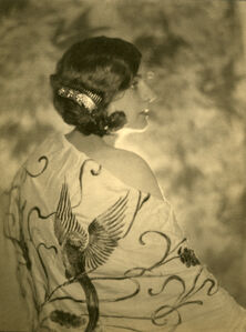 Untitled (Orientalist Fashion Study)