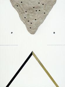 Untitled [triangular shape]