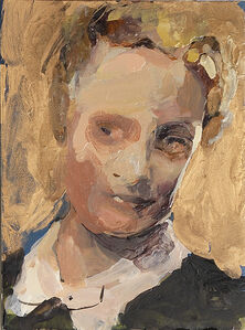 Golden-haired Nurse