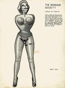 The Bondage Society N. 1, 1982