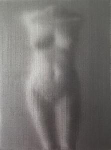 Silver Nude #2