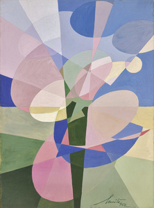 Untitled Abstract Composition