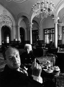 Vladimir and Vera Nabokov