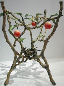 Good Morning Apples (breakfast table)