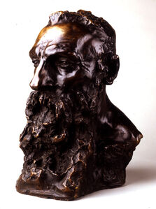 Bust of Rodin
