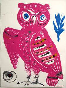 Owl # 5 - The Wise Guys