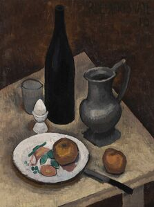 Nature morte a l'oeuf