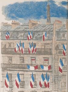 Le Tricolor, Regards sur Paris