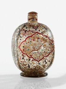 """Cavalier Persan"" Covered Bottle"