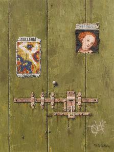 The Disused Door
