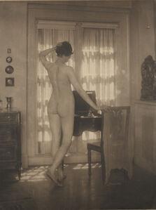 Nude at Window, Pearl Regay