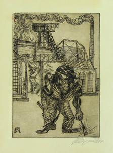 The Old Collier   Der alte Kohlenarbeiter