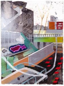 Study of Landscape #1