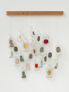 Untitled (23 Bottles)