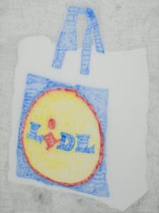 LIDL bag