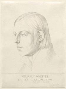 Johann Evangelist Scheffer von Leonhardshoff