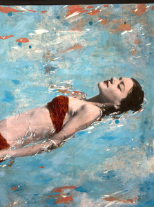 Woman in the Water