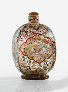 """Cavalier Persan"" Covered Bottle"