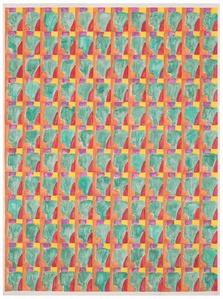 Untitled (Paul Klee, Schlucht in den Alpen, 1938)