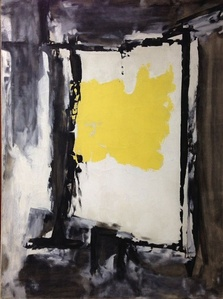 Structure and Space (Yellow)