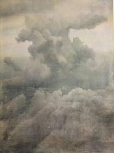 Cloud Study 29 (gray)