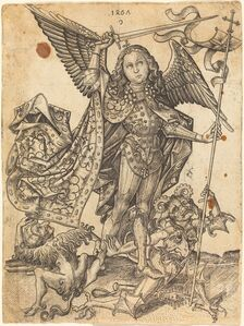 Saint Michael Defeating the Devils