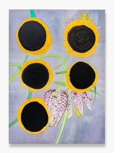 Fritillaria with Five Burns