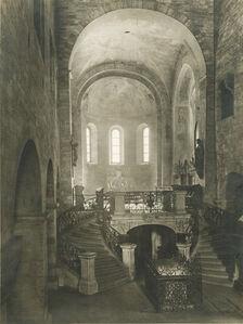 Basilica of Saint George at Prague Castle, Interior
