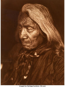 Red Cloud--Ogalala, Plate 103