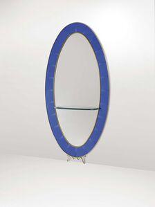 A mod. 2690 console mirror