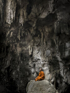 Contemplation of Light, Thailand
