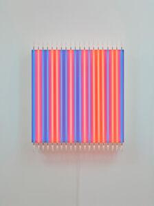 Rouge pair – Bleu impair n°13