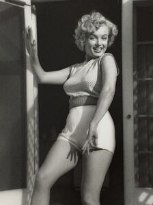 Marilyn Monroe. Bungalow