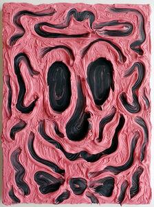 Face (pink/black)
