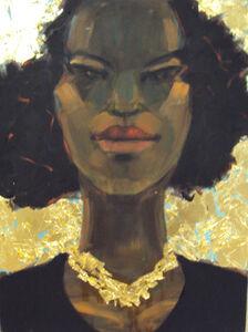 Golden Necklace II