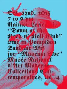 R.L / Pompidou II (poster)