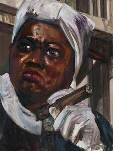 Art Historian (Hattie McDaniel)