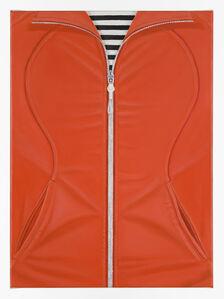 Sweatshirt (Orange)
