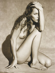 Kate Moss, Marrakech (Frontal Nude III)