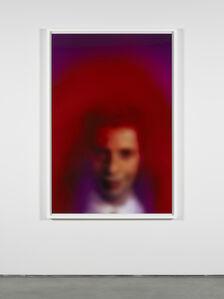 Homage to Marcel Duchamp: Aura (Red Man)