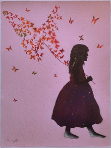 Butterfly Collector (Pink)
