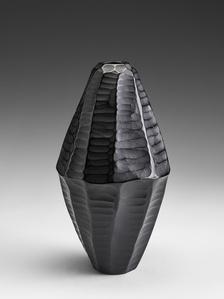untitled black carved