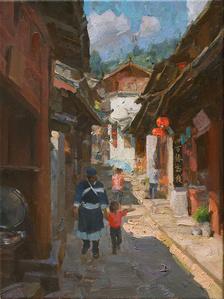 A Street in Lijiang