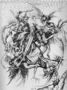 Demons Tormenting Saint Anthony
