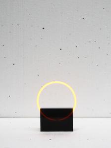 Voie Light Small Black/Lemon
