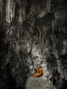 Contemplation of Light, Thailand