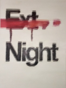 To be titled (Night VHS)