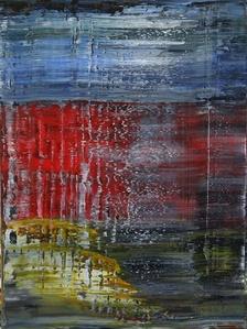 AbstractRedWhiteBlue