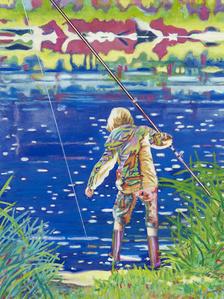Il Bambino Va a Pescare