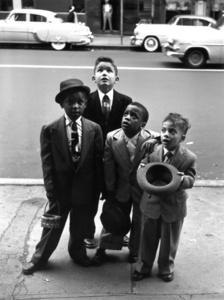 Children, New York City